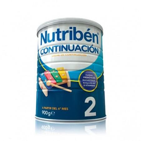 Comprar NUTRIBÉN CONTINUACIÓN 400 G