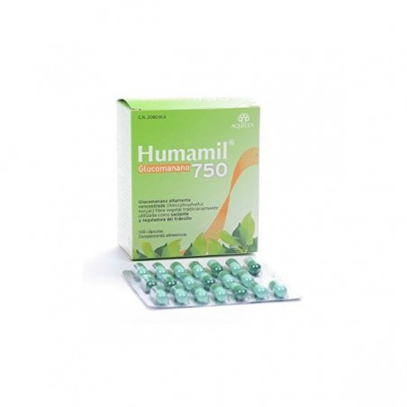 Comprar HUMAMIL 750 MG 90 CAPS