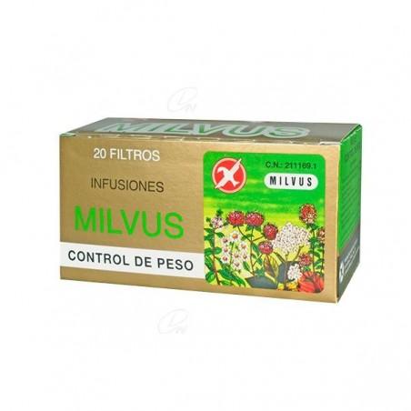 Comprar MILVUS CONTROL DE PESO