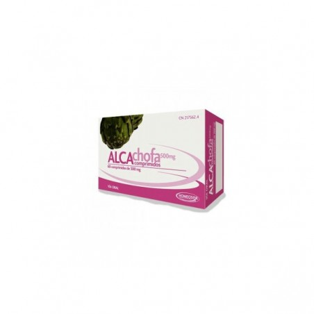 Comprar ALCACHOFA SORIA NATURAL 500 MG 60 COMP