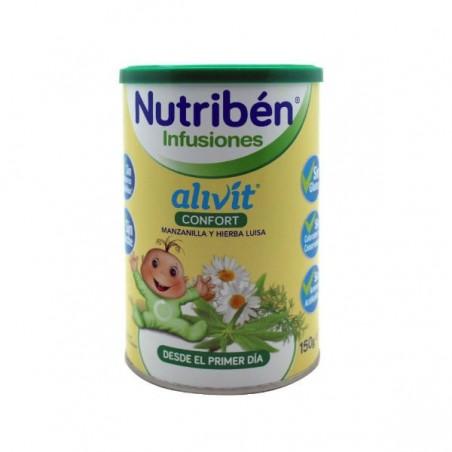 Comprar NUTRIBÉN INFUSIÓN ALIVIT CONFORT 150 G