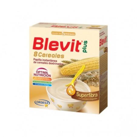 Comprar BLEVIT PLUS SUPERFIBRA 8 CEREALES 600 G