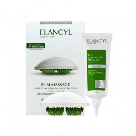 Comprar ELANCYL GEL CONCENTRADO ANTICELULITICO 200 ML + SLIM MASSAGE