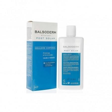 Comprar BALSODERM POST-SOLAR CORPORAL 300 ML