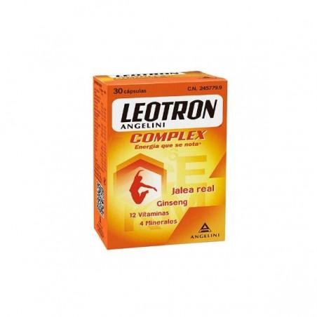 Comprar LEOTRON COMPLEX 30 CAPS