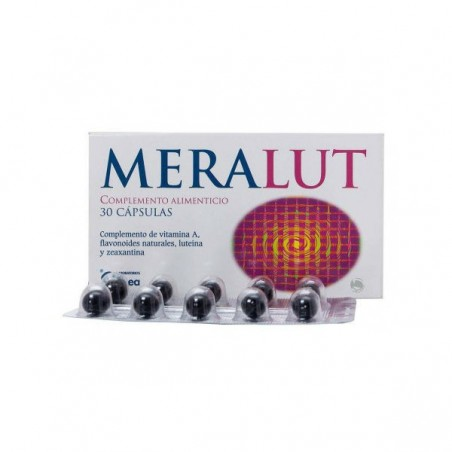Comprar MERALUT 30 CAPS