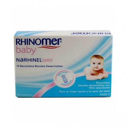 Comprar NARHINEL CONFORT ASPIRADOR RECAMBIO