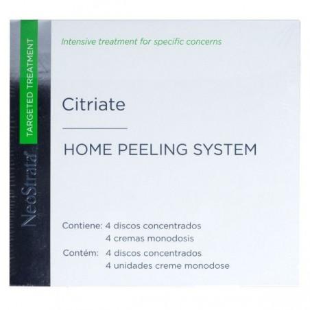 Comprar NEOSTRATA CITRIATE HOME PEELING SYSTEM 4 DISCOS