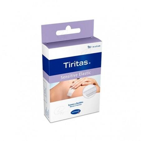 Comprar TIRITAS SENSITIVE ELASTIC