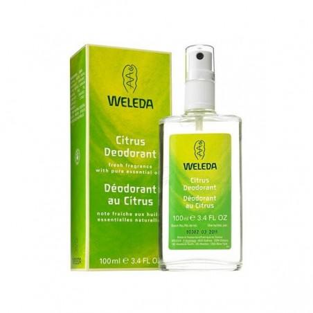 Comprar WELEDA DESODORANTE CITRUS 100 ML