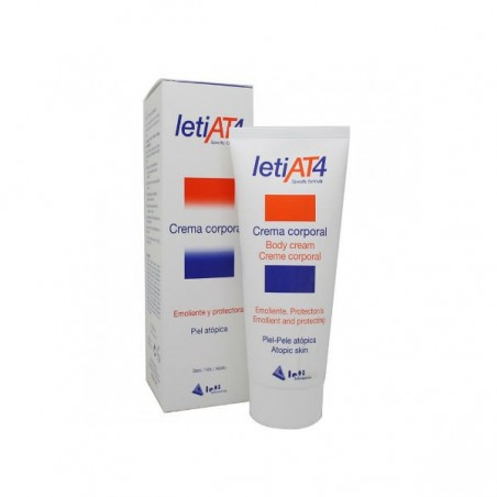 Comprar LETI AT-4 CREMA CORPORAL 200 ML