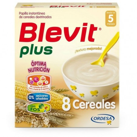 Comprar BLEVIT PLUS 8 CEREALES 600 G