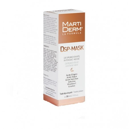 Comprar MASCARILLA DESPIGMENTANTE DSP MASK 30 ML