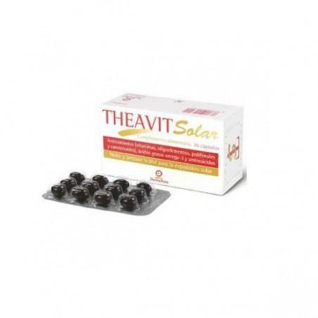 Comprar THEAVIT SOLAR 36 CAPS