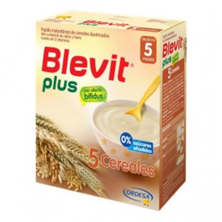 Comprar BLEVIT PLUS 5 CEREALES 600 G