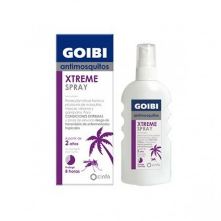 Comprar GOIBI ANTIMOSQUITO XTREME SPRAY 75 ML
