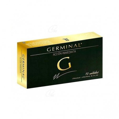 Comprar GERMINAL ACCION INMEDIATA 1,5 ML 10 AMP