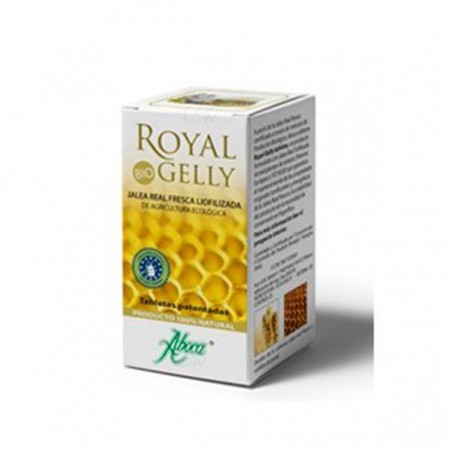 Comprar ROYAL BIO GELLY JALEA REAL FRESCA LIOFILIZADA 40 TABLETAS