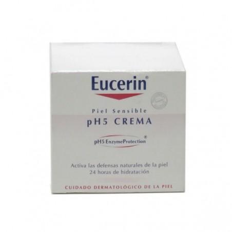 Comprar EUCERIN CREMA PIEL SENSIBLE PH 5 100 ML