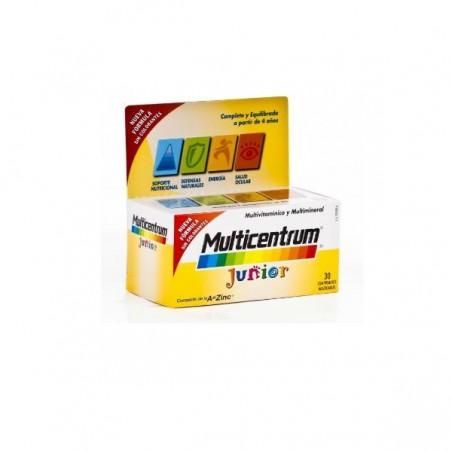 Comprar MULTICENTRUM JUNIOR 30 COMP