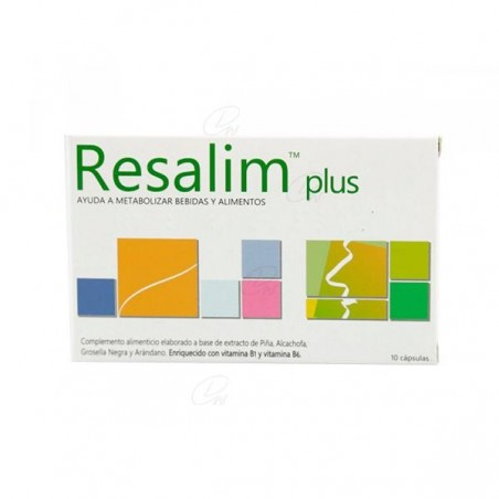 Comprar RESALIM PLUS 10 CAPS