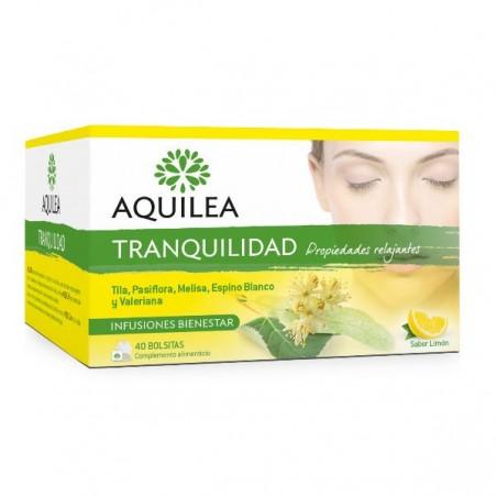 Comprar AQUILEA TRANQUILIDAD 40 SOBRES