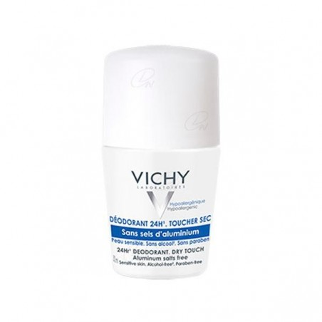 Comprar VICHY DESODORANTE 24 H SIN ALUMINIO ROLL-ON 50 ML
