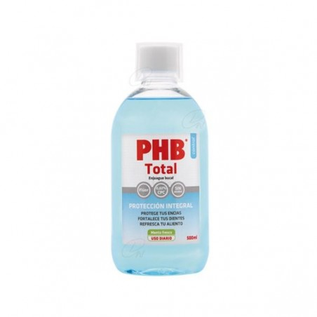 Comprar PHB COLUTORIO TOTAL 500 ML