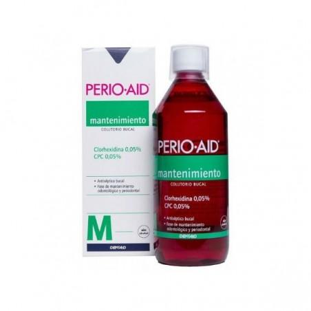 Comprar PERIO AID MANTENIMIENTO COLUTORIO 500 ML