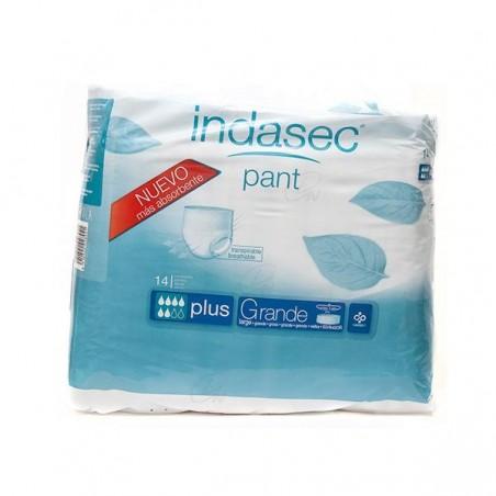 Comprar INDASEC PANT PLUS T - GDE 12 UDS