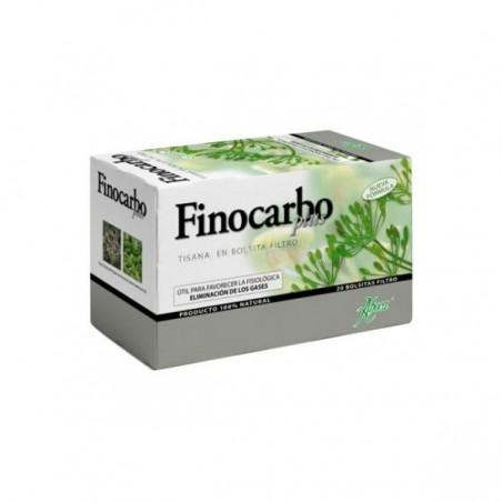 Comprar FINOCARBO PLUS TISANA 20 BOLSITAS