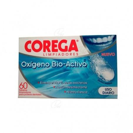 Comprar COREGA OXÍGENO BIO-ACTIVO 30 TAB