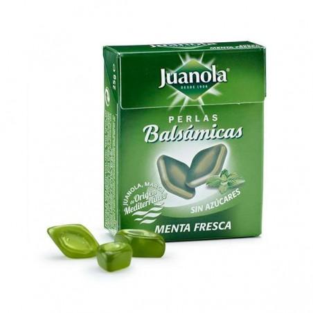 Comprar JUANOLA PERLAS SABOR MENTA 25 G