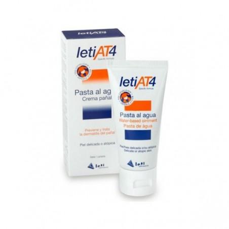 Comprar LETI AT-4 CREMA PAÑAL PASTA AL AGUA 75 G