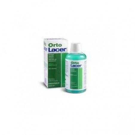 Comprar ORTOLACER COLUTORIO MENTA 500 ML