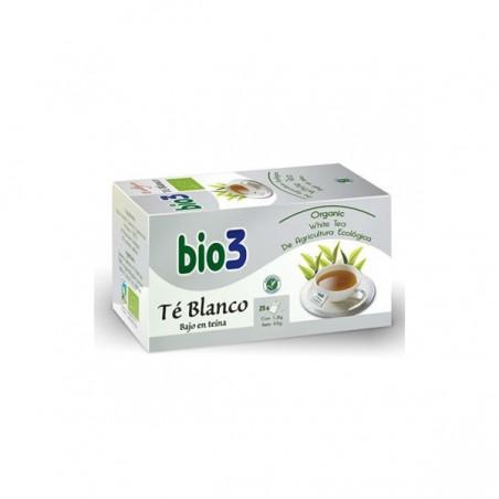 Comprar BIO3 TÉ BLANCO 25 BOLSITAS