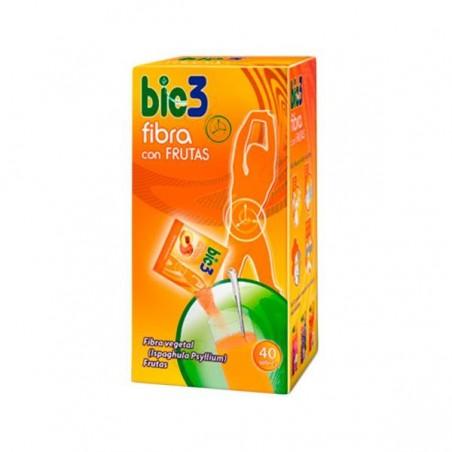 Comprar BIE3 FIBRA CON FRUTAS 40 SOBRES