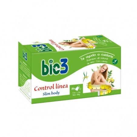 Comprar BIO3 SLIM BODY CONTROL LÍNEA 25 BOLSITAS