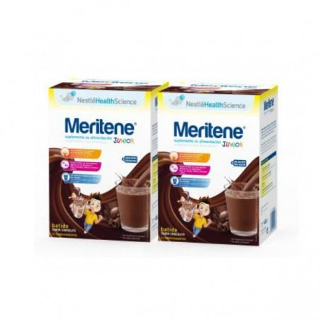Comprar MERITENE JUNIOR CHOCOLATE 2 X 15 SOBRES