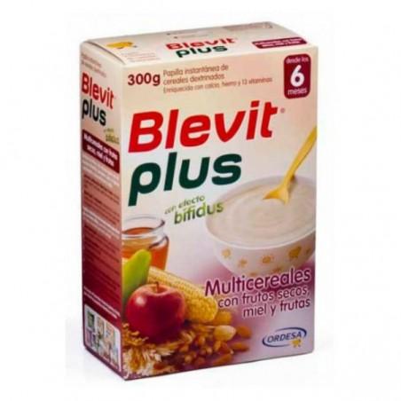 Comprar BLEVIT PLUS MIEL FRUTOS SECOS Y FRUTAS 300 G