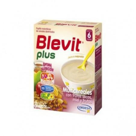 Comprar BLEVIT PLUS MIEL FRUTOS SECOS Y FRUTAS 600 G