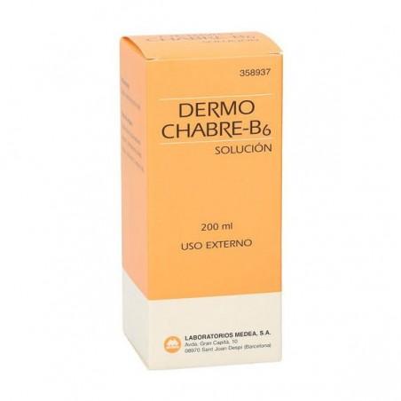 Comprar DERMO CHABRE B6 LOCIÓN 200 ML