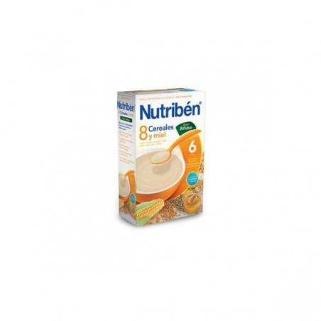 Comprar 8 CEREALES Y MIEL NUTRIBÉN 300 G