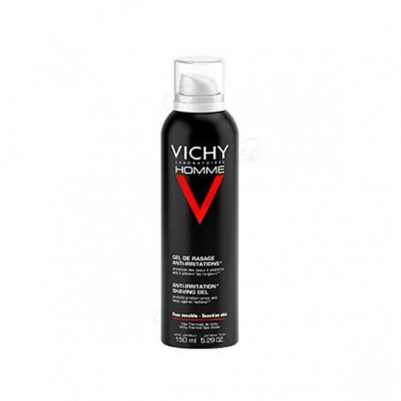 Comprar VICHY HOMME GEL-CREMA AFEITAR PIEL SENSIBLE 200 ML