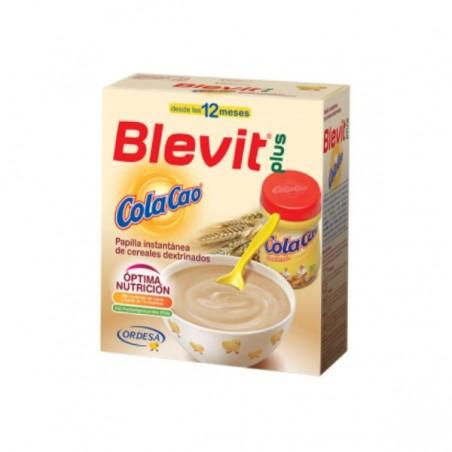 Comprar BLEVIT PLUS CON COLA CAO 300 G