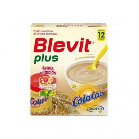 Comprar BLEVIT PLUS CON COLA CAO 600 G