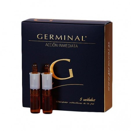 Comprar GERMINAL ACCION INMEDIATA 1,5 ML 5 AMP