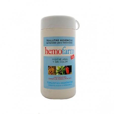 Comprar HEMOFARM PLUS TOALLITAS