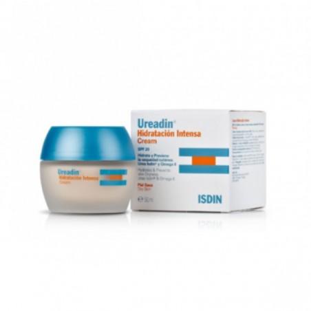 Comprar UREADIN CREMA FACIAL HIDRATACION INTENSA SPF 20 50 ML