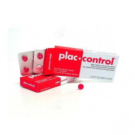 Comprar PLAC CONTROL COMPRIMIDOS 20 COMP